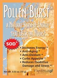 Pollen Burst - Item#PJ2330